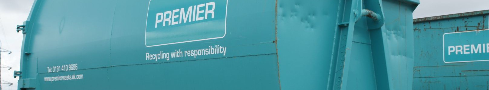 One of our compactor skips.