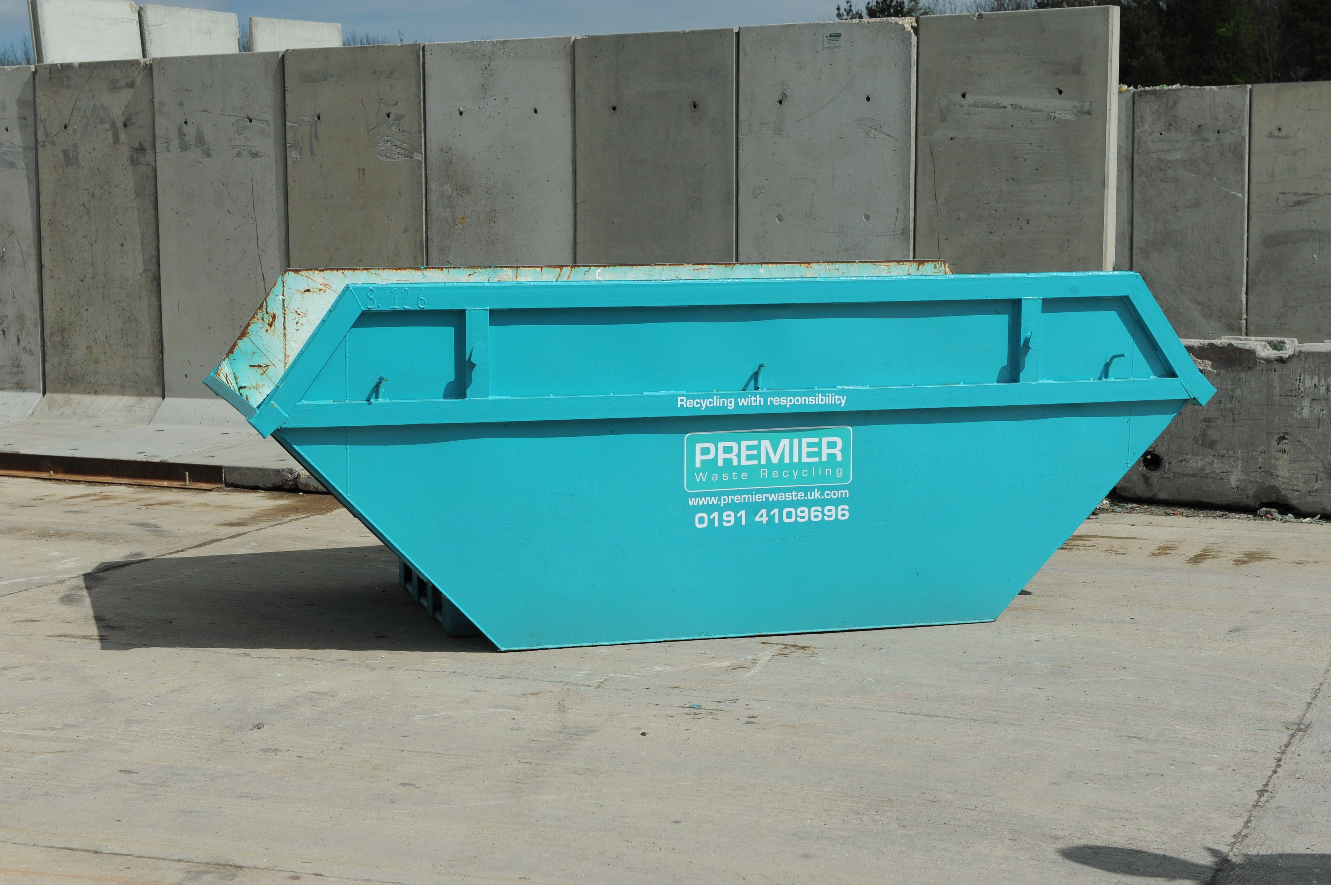 Open Skips Premier Waste Recycling Ltd